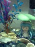 My chibi Squid Girl figure by ToxicKrieg