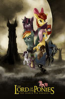 Lord of the Ponies: The Search for Harmony by Spartan-5796