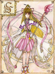 Nostale - SP2 Magician Card (Female) by Sarita-MyWorld