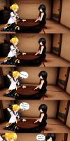 MMD - Lol. (?) by GisLenKagamine