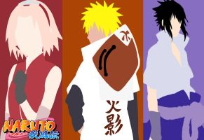 Team 7 - Minimalist by LaDdraig