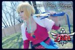 SKYWARD SWORD ZELDA by DawnofaNewEraCos