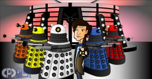 Victory of the Daleks by CPD-91