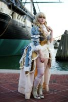 I'm -not- on a boat by UxiCosplay