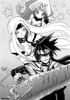 My favourite Guilty Gear characters by Nhur