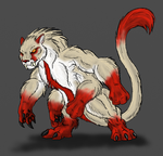Fearsome Critter-Wampus Cat by Scatha-the-Worm