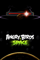 Angry Birds Space iPhone 4 Wallpaper by Dseo
