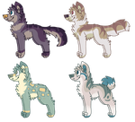 Canine Adopts by jaspering