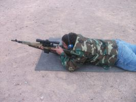 Russian sniper by z532