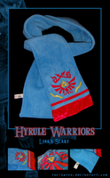 Hyrule Warriors: Link's Scarf by tavington