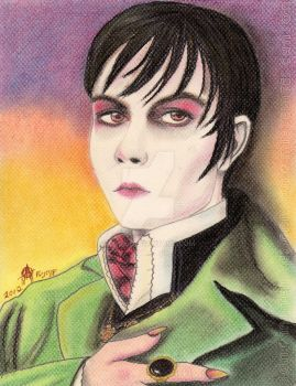 barnabas collins by ArGe