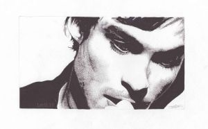 Ian Somerhalder. Ink by artisticartery
