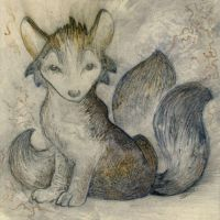 Three Tails by ursulav