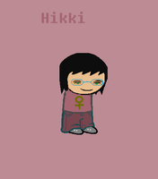 Homestuckified Request: Hikikomori2 by CALIBORNOuS