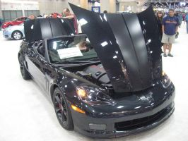 Chevrolet Corvette Grand Sport Convertible by granturismomh