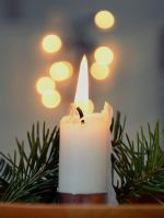 first candle by Linebine