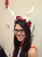 I Made Some Antlers by TayMay135