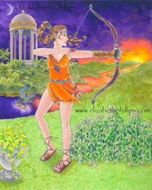 The Sacred Grove of Artemis