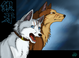 GNG: Father and Son by ArcticHuskie