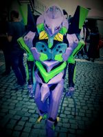 Eva01 cosplay by ShinjiRHCP