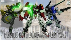 Gundam: Holy War by ssejllenrad2