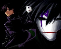 Darker than Black by PicesOfaShuriken