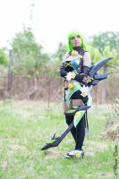Rena Trapping Ranger - Elsword Cosplay II by ArashiHeartgramm