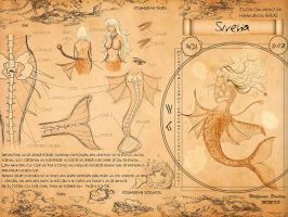 SIRENA-MERMAID by NeoWolfgang