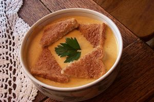 Cream of Pumpkin Soup by RuinedTemple