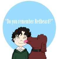 Do you remember Redbeard? by ValGravel