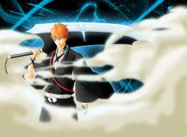The Shinigami is Back in Town by grivitt