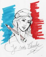 Je suis Charlie ! by RoxaneLys