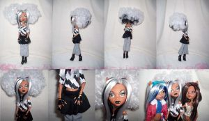 MH: NotLD Leena -doll- by KPenDragon