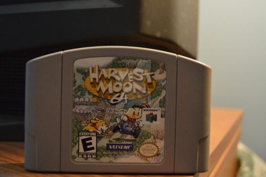Harvest Moon 64 by iThinkApple96