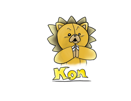 Kon the magnificant by Zephroth