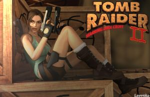Tomb Raider II by Larreks