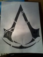 Assassin's Creed Rogue logo by Noni5309