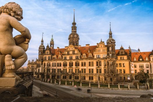W12 - Castles-Palaces - Dresden Castle by blinkfreak182