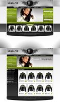 LONGLIVE-INTERNT by: dxgraphic by WebMagic