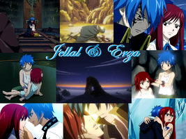REQUEST: Jellal and Erza by Lady1Venus