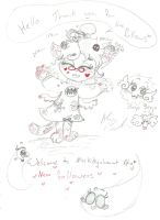 Thank You For Watch Follows by Kittychan2005