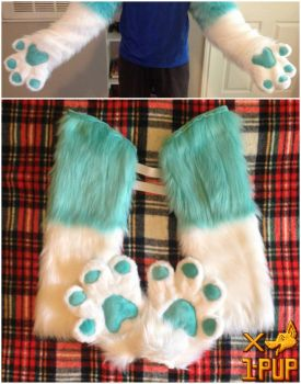 Fizzy Hand Paws by Chibemo