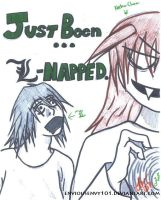 4 D.Note Love - L-Napped by EnviousEnvy101