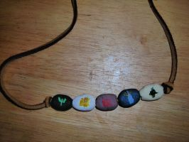 Camp Half-Blood Necklace by PirateFairy