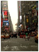 NYC - Times Square by DrZapp
