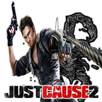 Just Cause 2 Dock Icon by Rich246