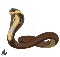 Common cobra by zavraan