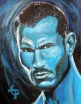 Blue Viper by leilehua74