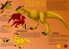 Tremor Ref by Seeraphine