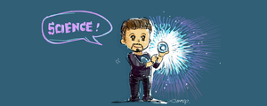 Stark Science by amoykid
